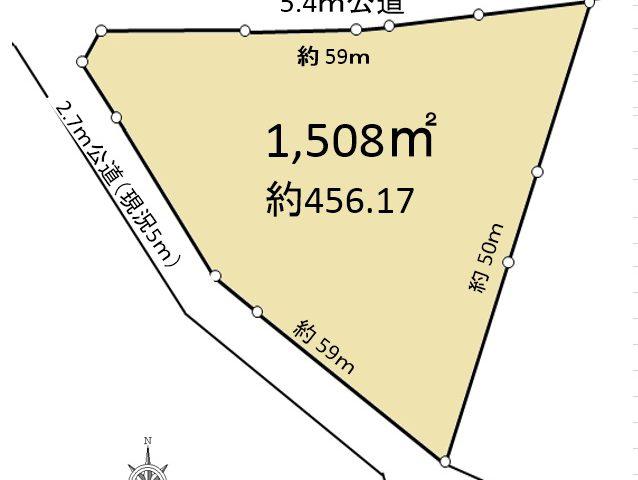 守谷市役所まで約300m・セブンイレブンまで約350m
